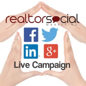 realtor live campaign marketing package
